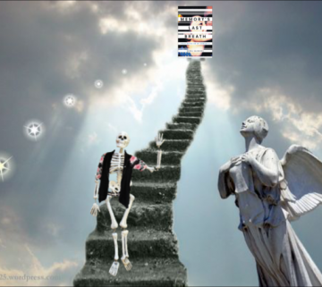 Stairway to heaven post