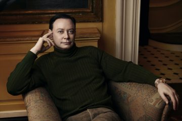 "Andrew Solomon said nice things about MEMORY'S LAST BREATH. Doña Quixote asks: ""Who is Andrew Solomon?"""