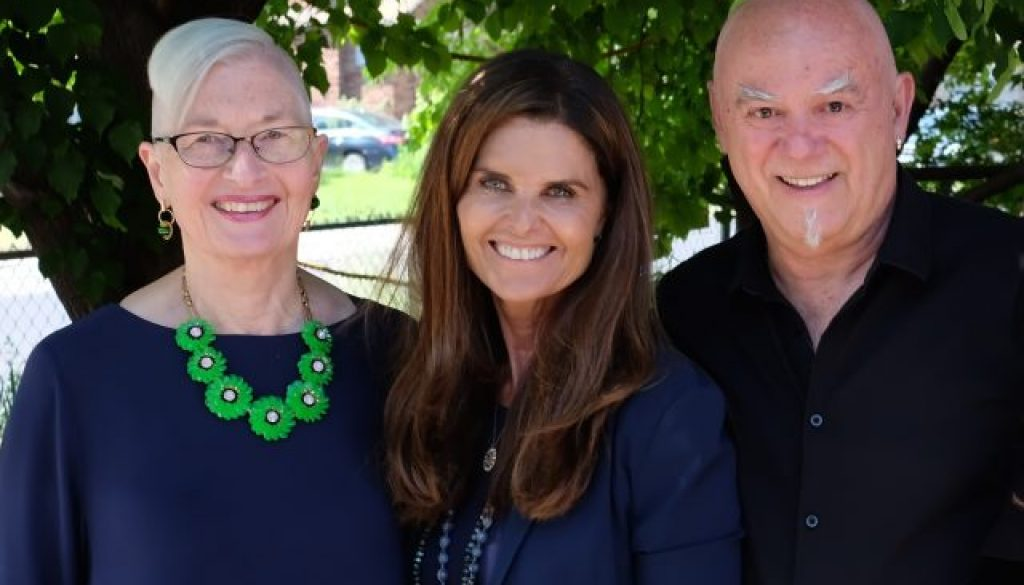 Maria Shriver interviews the Sugarhood Saunderses about Gerda's dementia