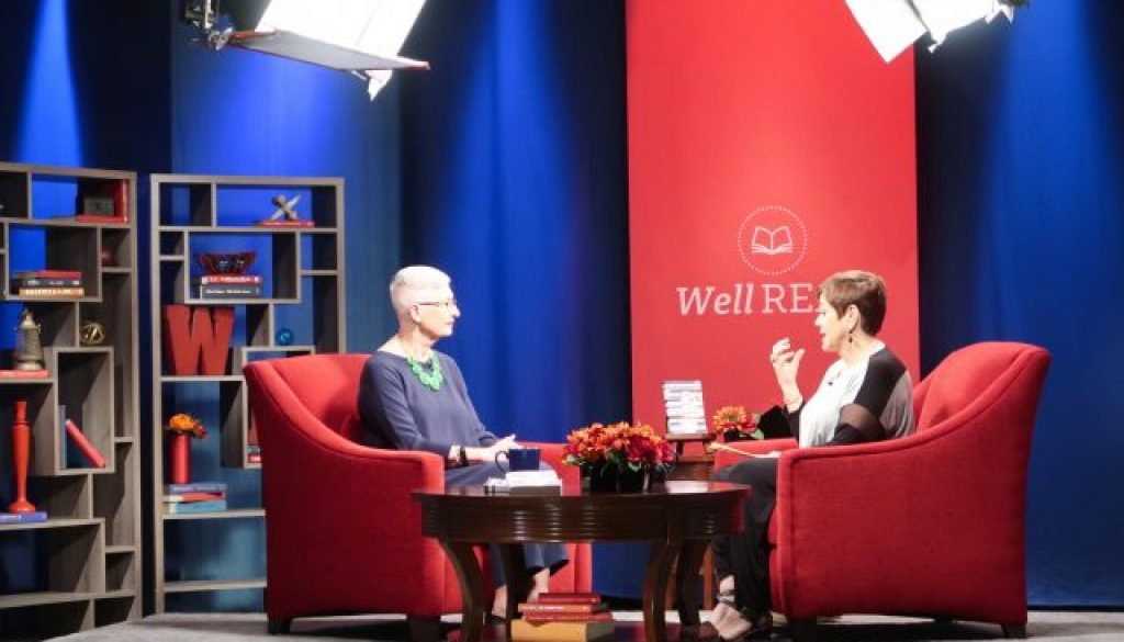 WellREAD TV of Seattle interviews Gerda about MEMORY'S LAST BREATH: FIELD NOTES ON MY DEMENTIA
