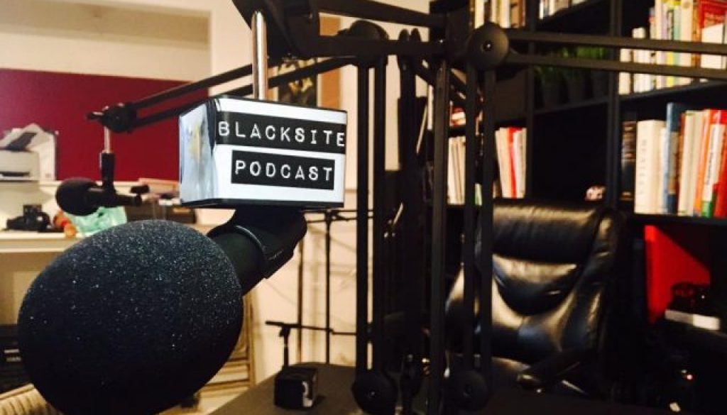 "My interview on Blacksite: who knew my book would catch the eye of an outré Utah podcast run by narly, ""sensitive"" millennials?"