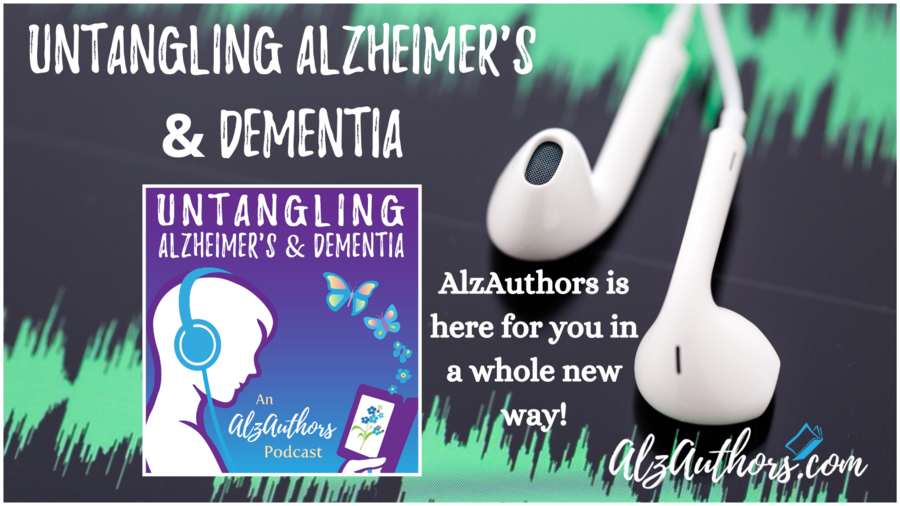 Alzauthors podcast